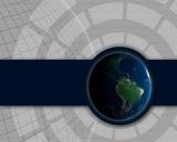 Globe 53 stock footage