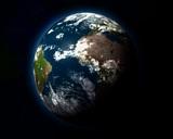 Globe 59 stock footage