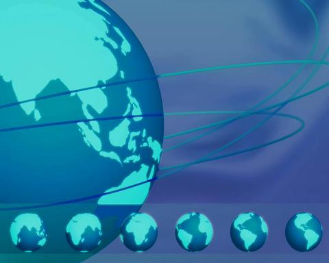 globe 61 Animation