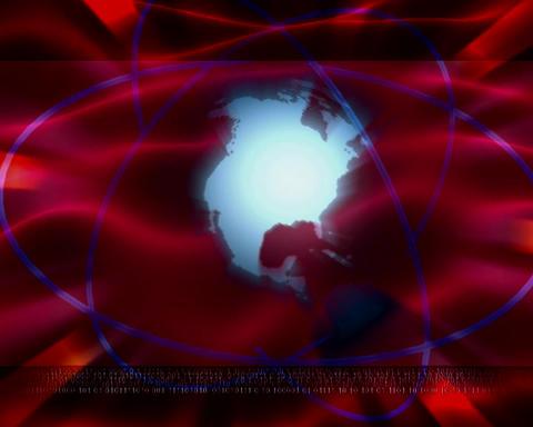globe 63 Stock Video Footage
