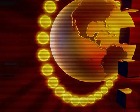 globe 65 Animation
