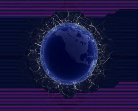 globe 67 Animation