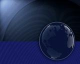Globe 73 stock footage