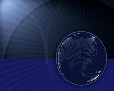 globe 73 Stock Video Footage