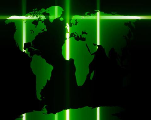 globe 75 Animation