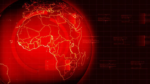 global glitch Stock Video Footage