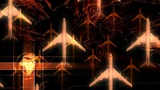 Global Travel stock footage