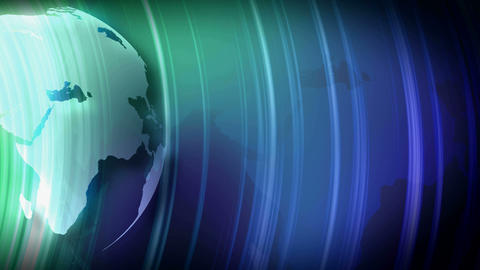 cross rotational earth Stock Video Footage