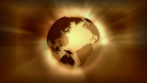 earth shine Stock Video Footage