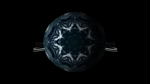 kaleido earth Stock Video Footage
