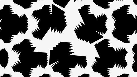gobo triangles 2, Stock Animation