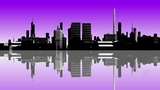 City Block 1 Ntsc stock footage