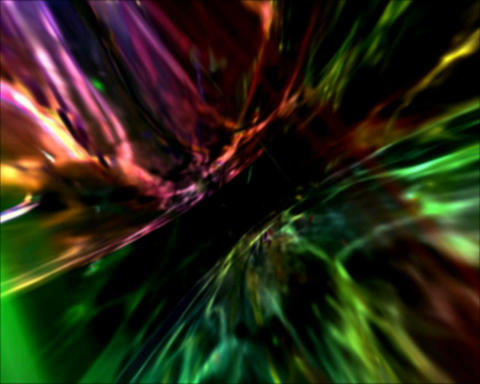 hyperspace dreams Animation