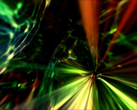hyperspace dreams Stock Video Footage