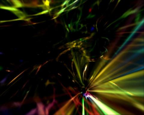 hyperspace dreams Stock Video Footage