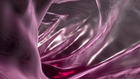 organic gel tunnel Stock Video Footage