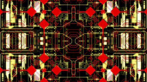 circuit phaze 1 Stock Video Footage