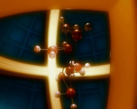 molecule Animation