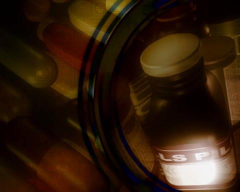pills Animation