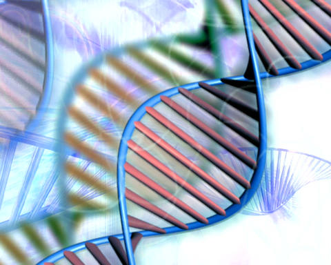 simple dna Stock Video Footage