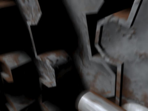 piston and gear Animation