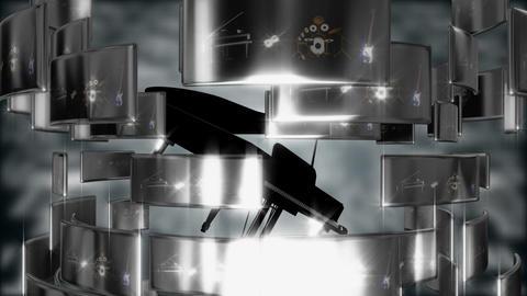 piano tech ntsc Animation