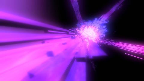purple jack Stock Video Footage