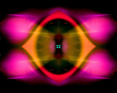 abstract zoom Stock Video Footage
