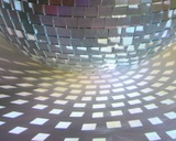 Glitterball Patterns stock footage