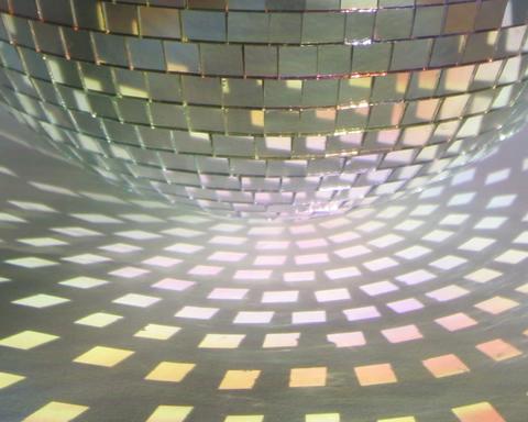 glitterball patterns Animation