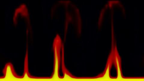 liquid fire Stock Video Footage