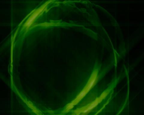 underwater rings Stock Video Footage