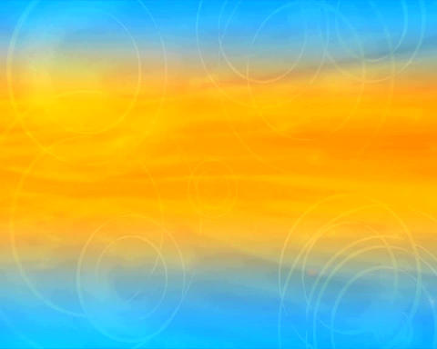 ethereal sunrise Stock Video Footage