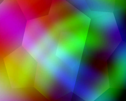 geometric gem Stock Video Footage