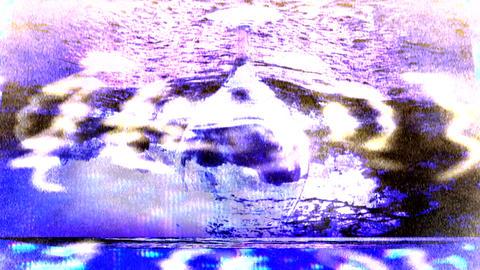 glass rotator Stock Video Footage
