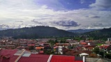 Ecuador Homes Ntsc stock footage