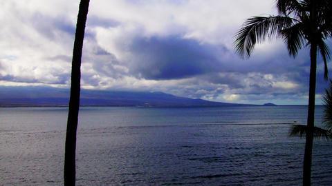 hawaii lapsed Stock Video Footage