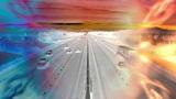 Car Composite Invert stock footage