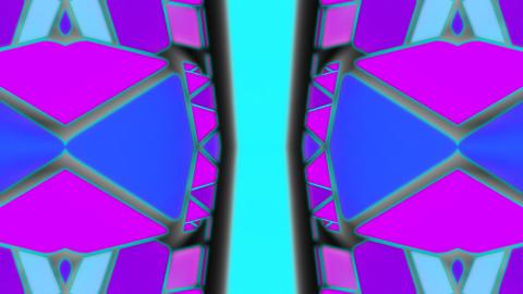 blocks intersect 2 Stock Video Footage