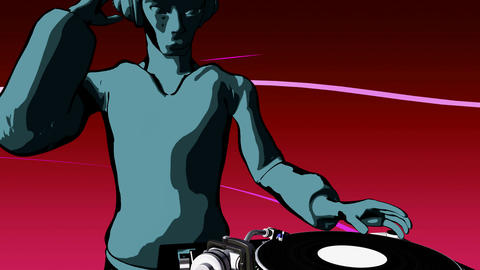 dj Animation