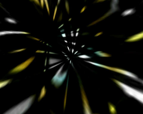 dark crossing Stock Video Footage