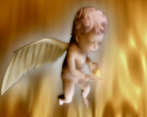 angel Stock Video Footage