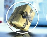 Wedding Gifts 3 stock footage