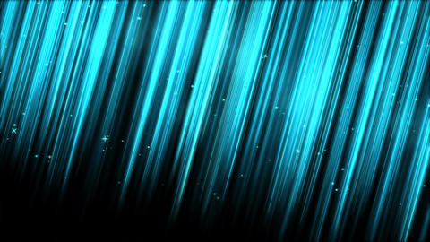 Light Rays - Loop Blue Animation