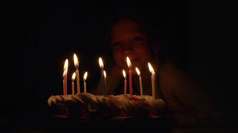 Birthday Cake Footage