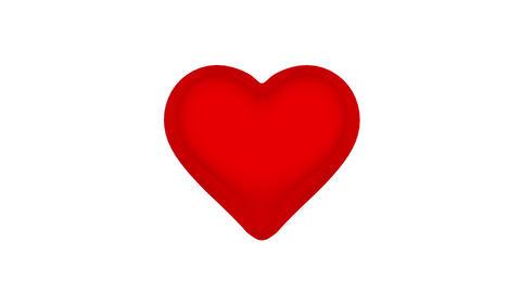 Exploding heart Videos animados