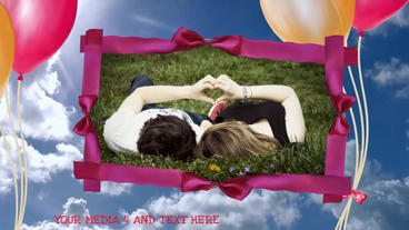 Love After Effects Template
