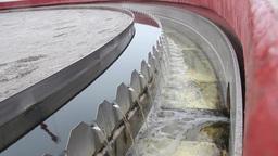 Sewage treatment plant, Waste water treatment 36 Footage