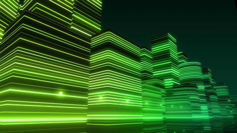 Neon Light City N 1 Ba 3 HD Animation