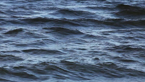 Rough Waters stock footage